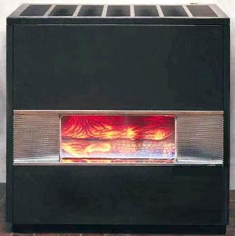 Williams 6502522a Glass Front Vented Hearth Heater