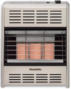 Hearthrite Hr18tn 18 000 Btu Vent Free Radiant Natural Gas